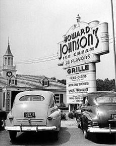 The restaurant in Canton shown in 1949.